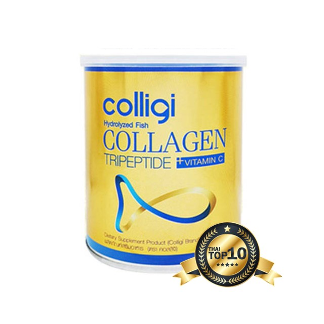 คอลลาเจน ที่ดีที่สุด colligi collagen
